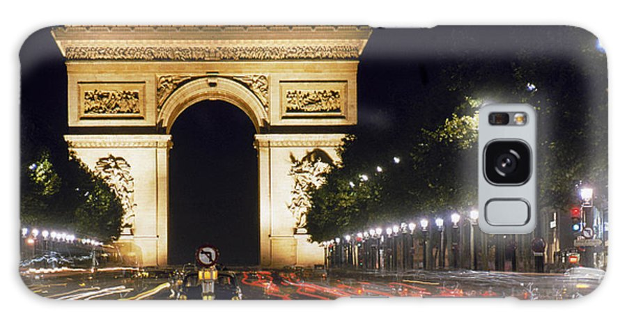 Arch Galaxy S8 Case featuring the photograph Arc De Triomphe by Granger