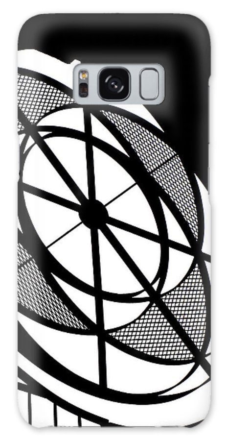 Church Galaxy S8 Case featuring the photograph Archway by Anadelia Rodriguez