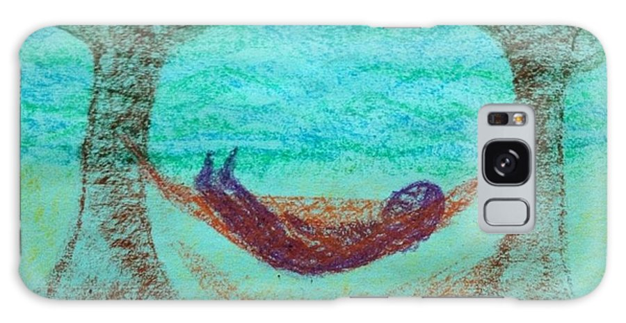Hammock Galaxy S8 Case featuring the photograph Art Therapy 144 by Michele Monk
