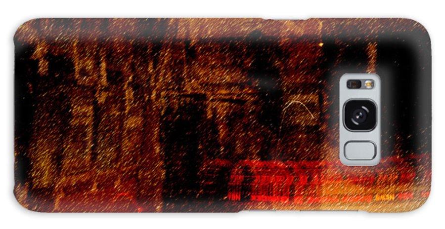 Digital Photo Manipulation Galaxy S8 Case featuring the photograph Art Work by John Redfern