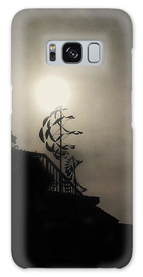 Galaxy S8 Case featuring the photograph Artistic Silhouette by Vicki Lomay