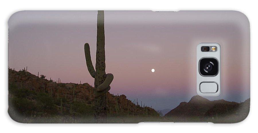Landscape Galaxy S8 Case featuring the photograph At Dusk by Andrea Vazquez-Davidson