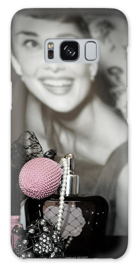 Audrey Galaxy S8 Case featuring the photograph Audrey by Kathleen White