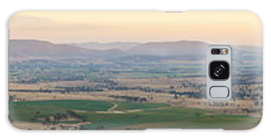 Panorama Galaxy S8 Case featuring the photograph Australian Country Panorama by Tim Hester