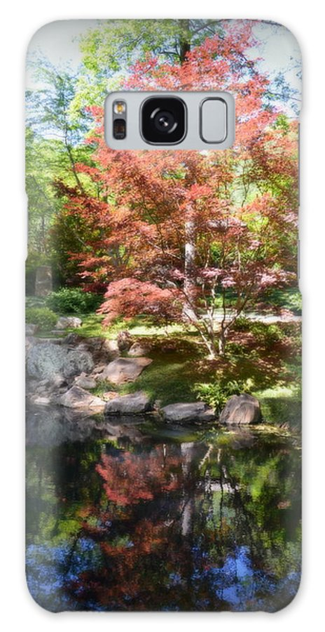 Autumn Colors Galaxy S8 Case featuring the photograph Autumn Colors by Dave Wangsness