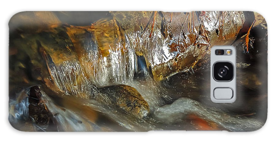 Nature Galaxy S8 Case featuring the photograph Autumn Flow by Robert Mitchell