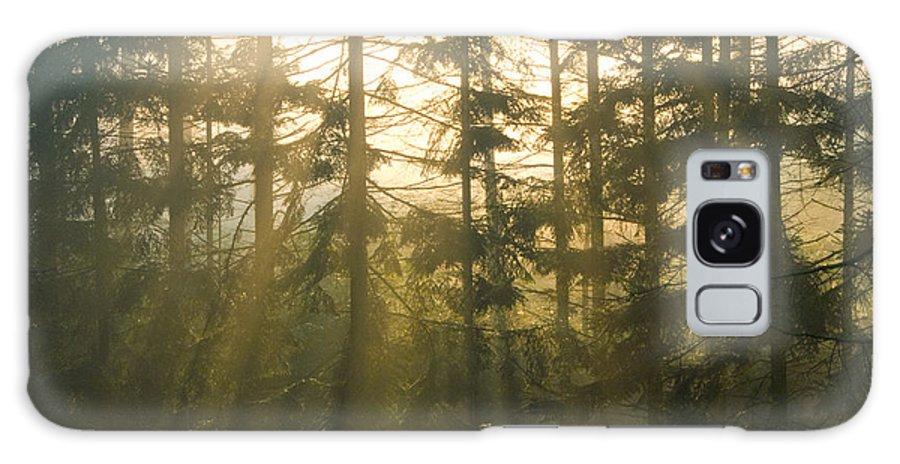 Light Galaxy Case featuring the photograph Awe by Daniel Csoka