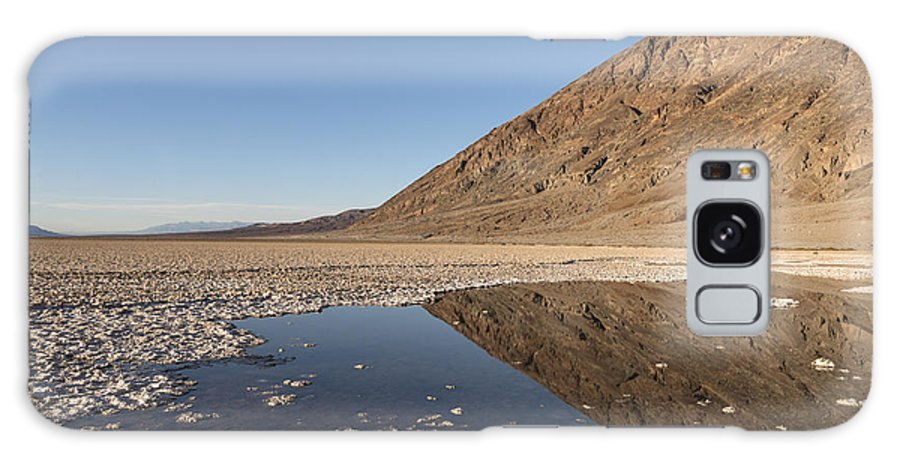 Death Galaxy S8 Case featuring the photograph Badwater Basin In Death Valley National Park In Inyo County by Carol M Highsmith