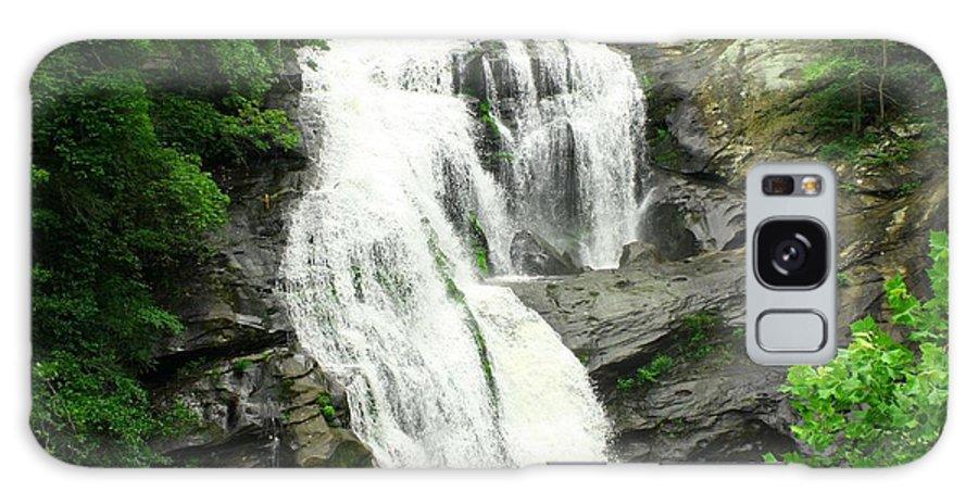 Bald River Falls Galaxy S8 Case featuring the photograph Bald River Falls by Tia Patton