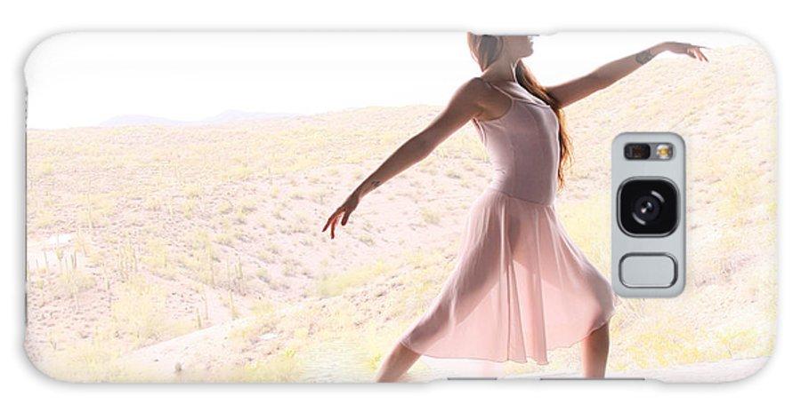 Ballet Galaxy S8 Case featuring the photograph Ballet Dancer by Chuck Seller