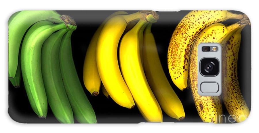 Tropical Galaxy Case featuring the photograph Bananas by Tony Cordoza