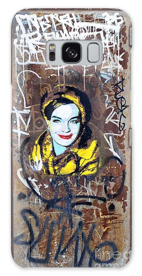 Street Art Galaxy S8 Case featuring the photograph Barcelona Graffiti 3 by Phil Robinson