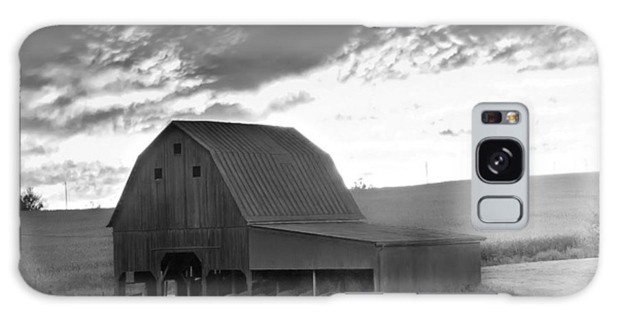Barn Scenic Route 41 Galaxy S8 Case featuring the photograph Barn On Rt.41 Ross County by Randall Branham