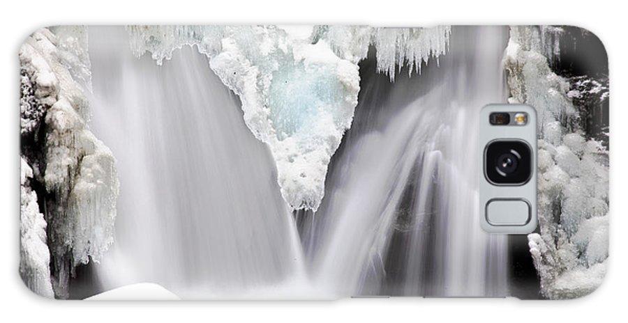 Bash Bish Falls Galaxy S8 Case featuring the photograph Bash Bish Falls by Viola Jasko