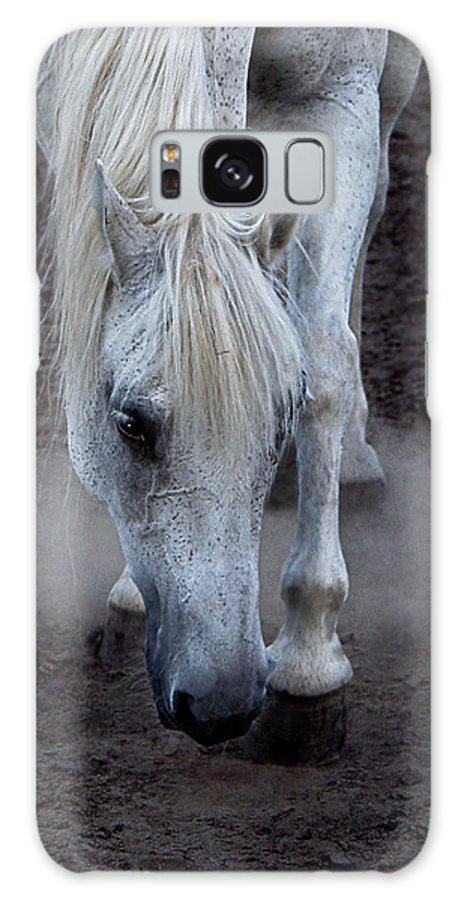 Horse Galaxy S8 Case featuring the photograph Basic Instincts by Joachim G Pinkawa