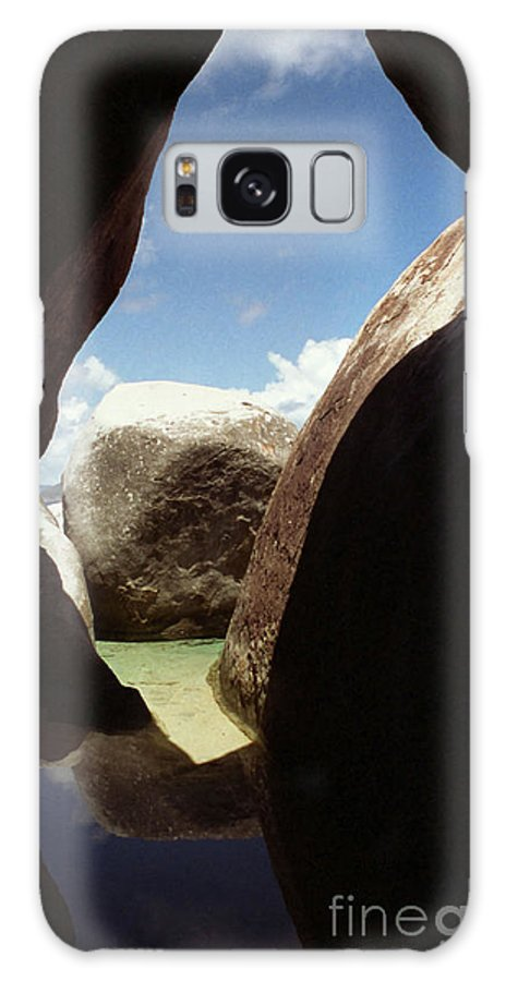 Baths Galaxy S8 Case featuring the photograph Baths At Virgin Gorda by Kenny Glotfelty