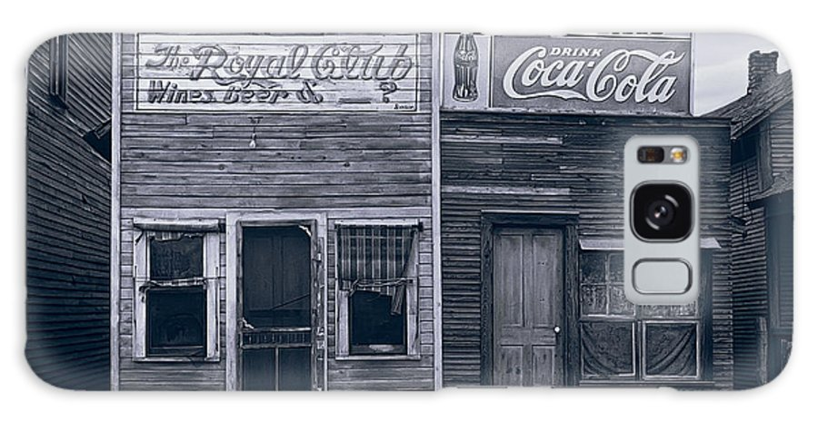Bayou Galaxy S8 Case featuring the photograph Bayou Beer Hall 1929 by Daniel Hagerman