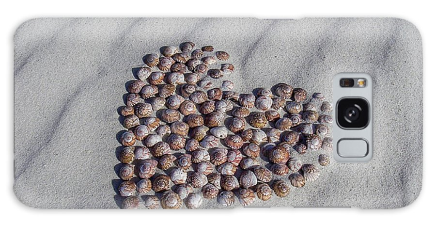 Beach Galaxy S8 Case featuring the photograph Beach Treasure by Jola Martysz