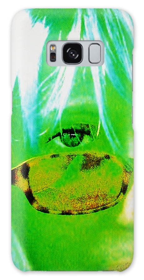 Woman Galaxy S8 Case featuring the photograph Beauty Is In The Eye Of The Beholder by Sheryl Chapman Photography