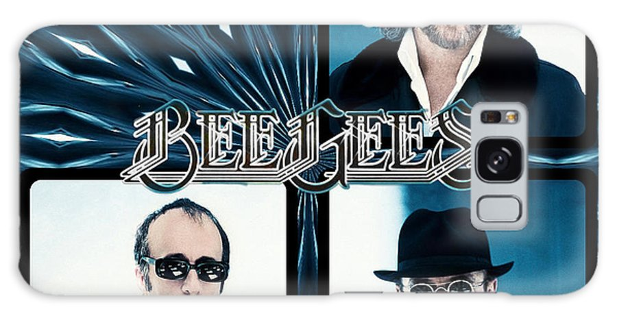 Bee Gees Galaxy S8 Case featuring the photograph Bee Gees I by Sylvia Thornton