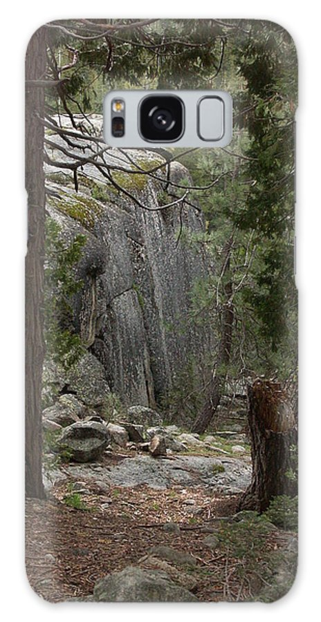 Tokopah Falls Trail Galaxy S8 Case featuring the photograph Before The Storm by Kyla Young Wulf
