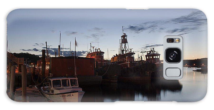 Coastal Galaxy S8 Case featuring the photograph Belfast Maine by Mark Schumpert