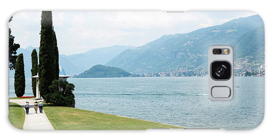 Tranquility Galaxy Case featuring the photograph Bellagio, Lake Como, Lombardy, Italy by Tim E White