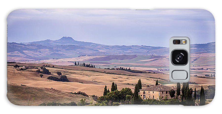Galaxy S8 Case featuring the photograph Belvedere Tuscany by Tomas Urban