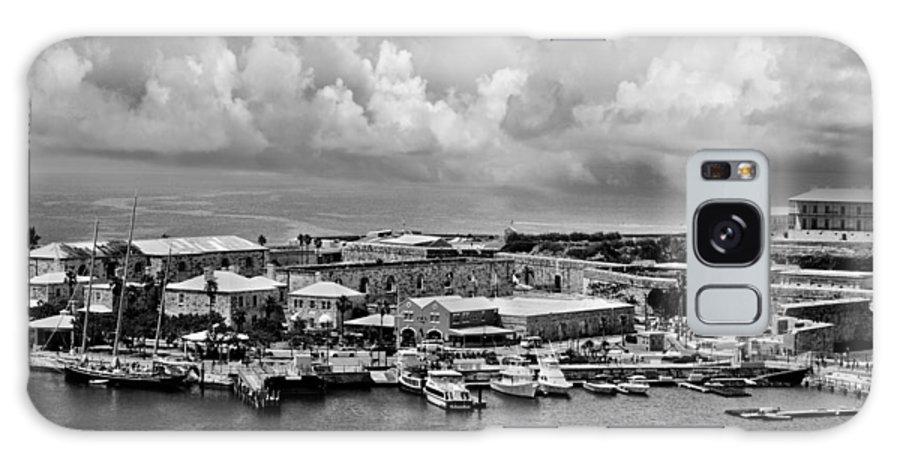 Bermuda Galaxy S8 Case featuring the photograph Bermuda by Elvira Pinkhas