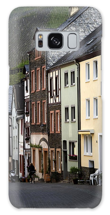 Germany Galaxy S8 Case featuring the photograph Bernkastel Germany by Greg Kluempers