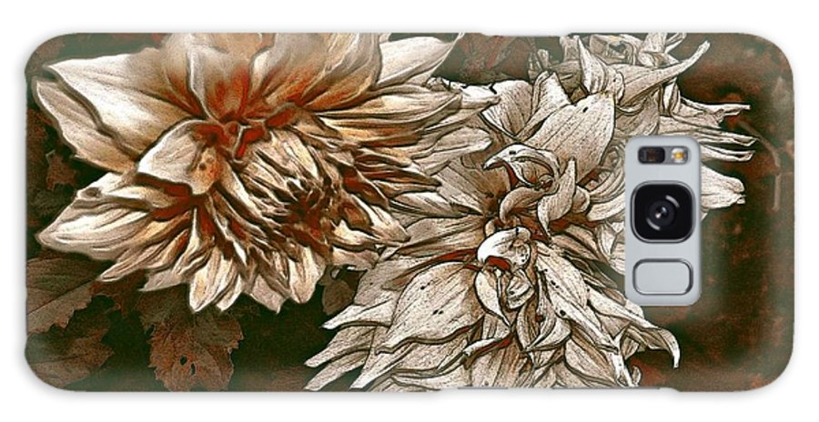 Flower Galaxy S8 Case featuring the photograph Betty's Beauty 1 by Don Wright