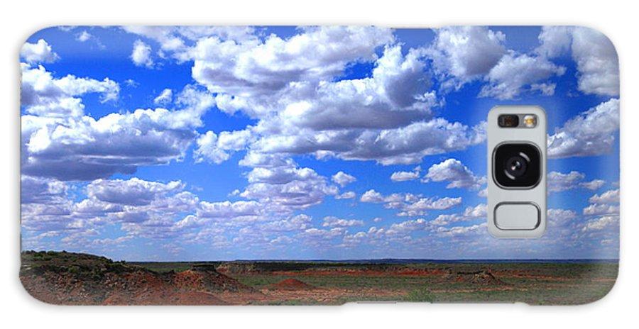 West Texas Sky Galaxy S8 Case featuring the photograph Big Texas Sky by Mark Short