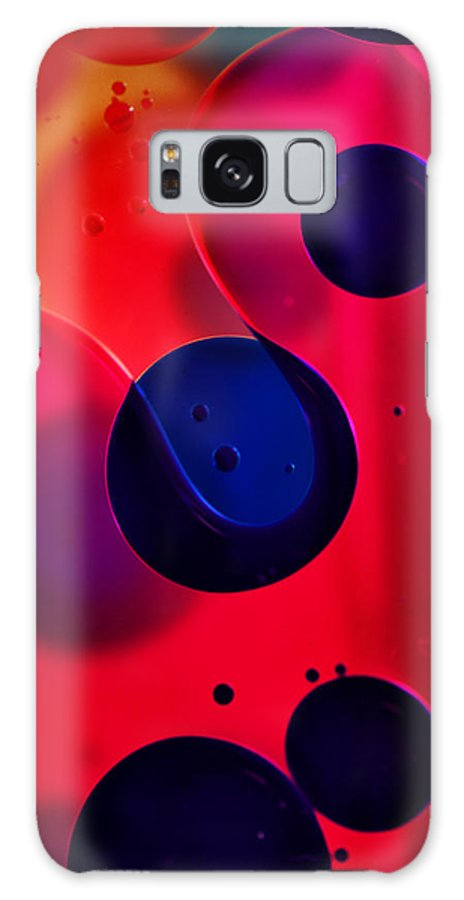 Oil Galaxy S8 Case featuring the photograph Birthday by Kent Mathiesen