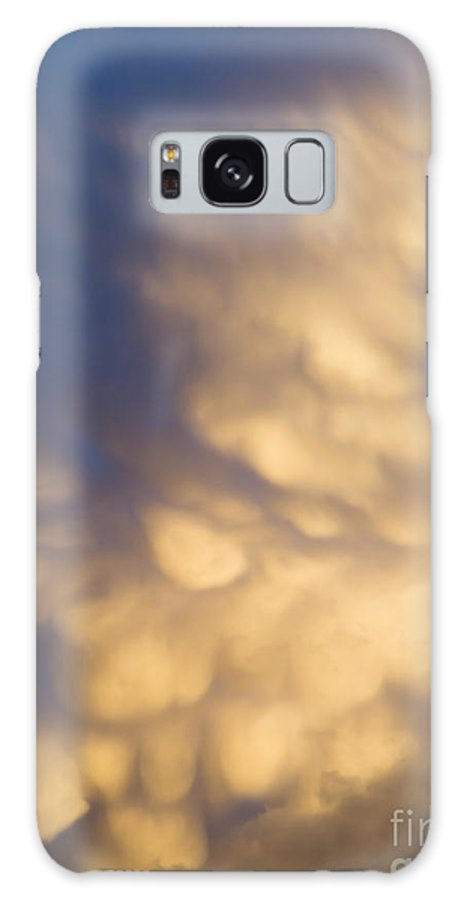 Fanciful Galaxy S8 Case featuring the photograph Bizarre Clouds by Michal Boubin