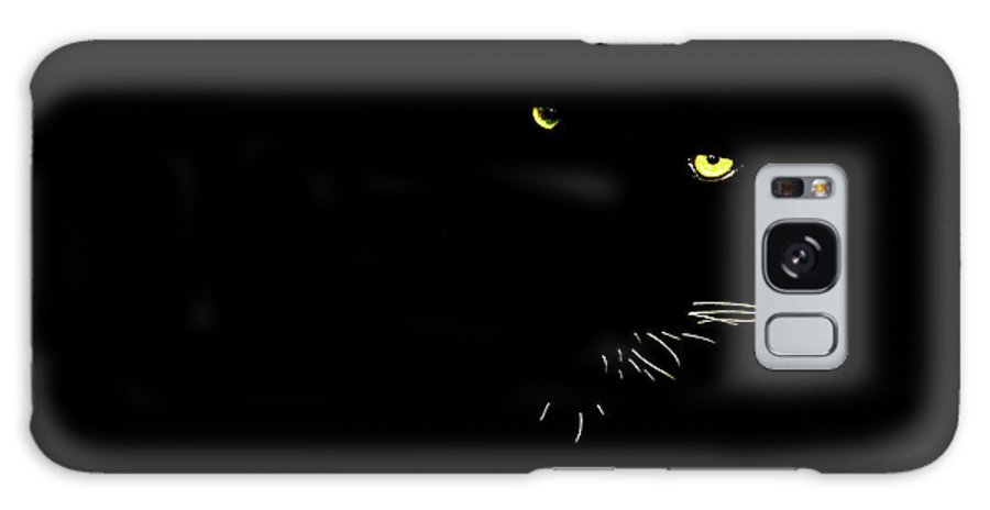 Black Panther Galaxy S8 Case featuring the photograph Black Panther by Stuart Harrison
