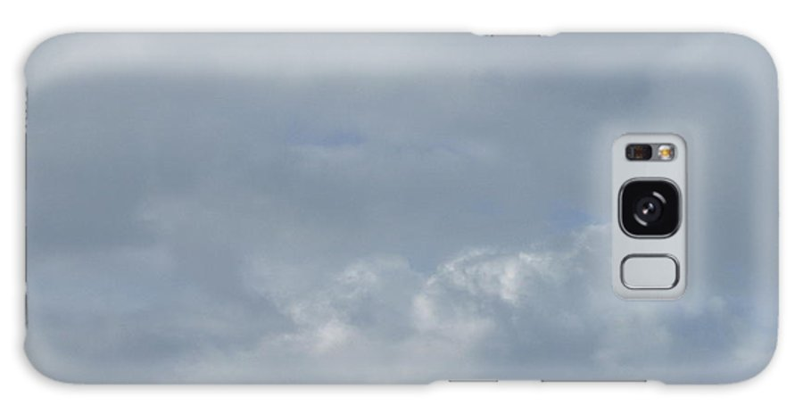 Landscape Galaxy S8 Case featuring the photograph Blowing Smoke by Ellen Meakin