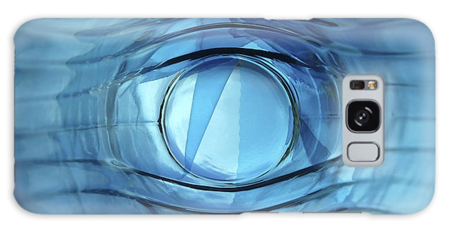 Blue Eye Galaxy S8 Case featuring the photograph Blue Eye by Carlos Vieira