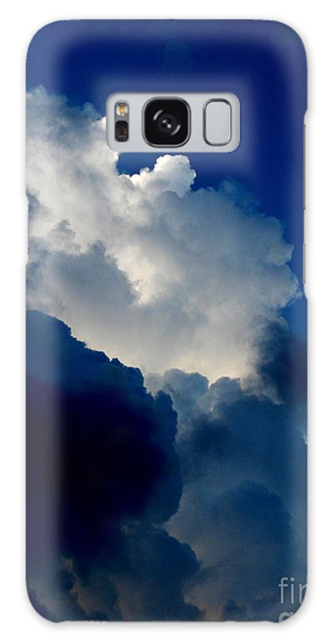 Patzer Galaxy S8 Case featuring the photograph Blue Skies by Greg Patzer