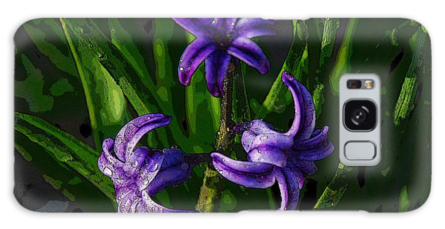 Digital Photography Galaxy S8 Case featuring the photograph Bluebell by Dragan Kudjerski