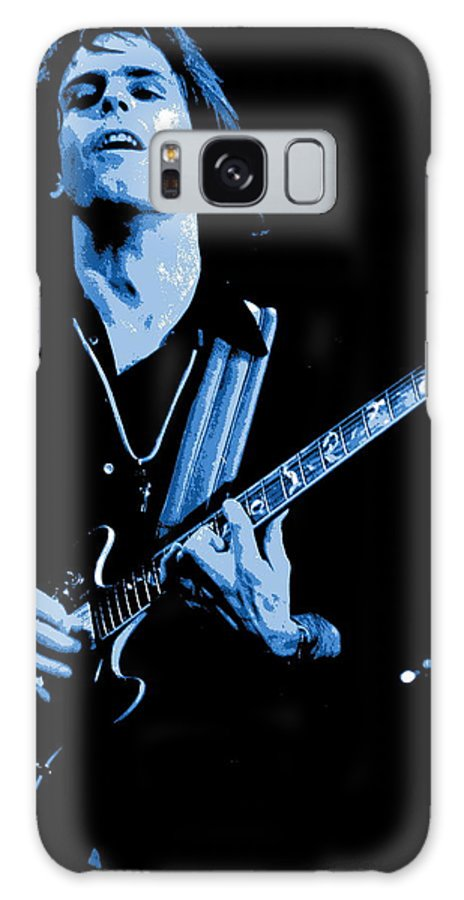 Grateful Dead Galaxy S8 Case featuring the photograph Bob 1 by Ben Upham