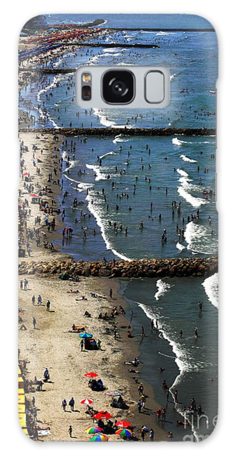 Colombia Galaxy S8 Case featuring the photograph Bocagrande - Cartagena by John Rizzuto