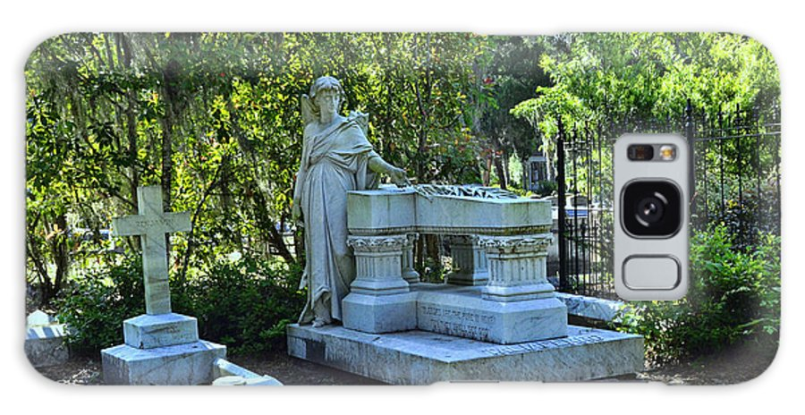 Bonaventure Cemetery Galaxy S8 Case featuring the photograph Bonaventure Cemetery 2 by Allen Beatty