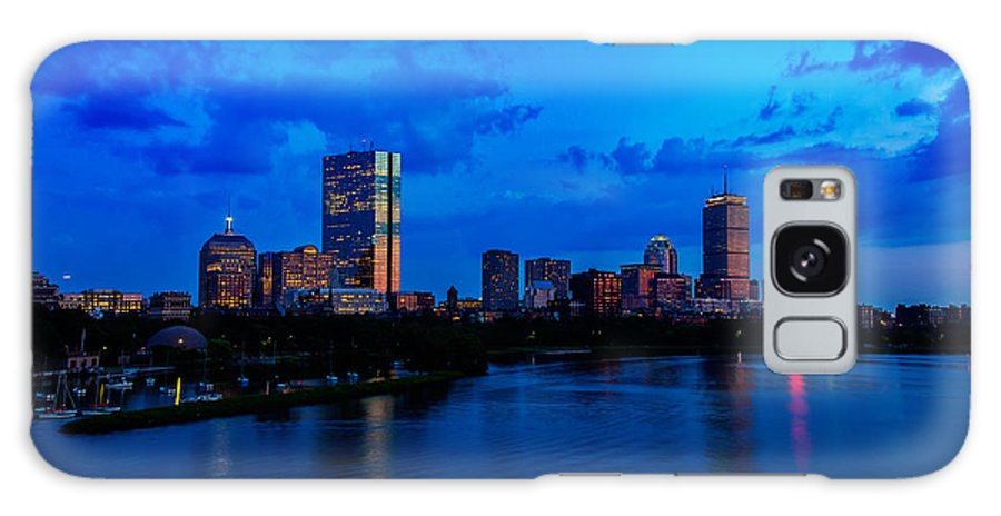 Longfellow Bridge Galaxy S8 Case featuring the photograph Boston Evening by Rick Berk