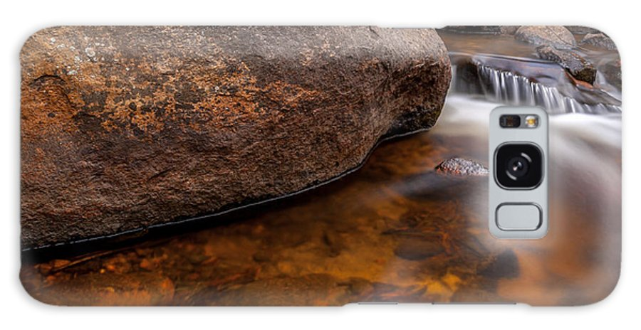 River Galaxy S8 Case featuring the photograph Boulder by Craig Forhan