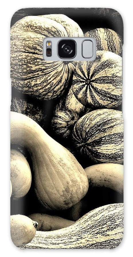 Gourds Galaxy S8 Case featuring the photograph Bounty by Bob Geary