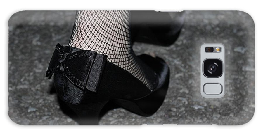 High Heels Galaxy S8 Case featuring the photograph Bow Heels by Seth Reker
