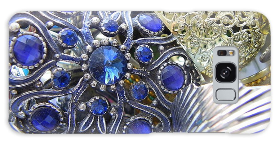 Jewelry Galaxy S8 Case featuring the photograph Bracelets by Constance Jackson