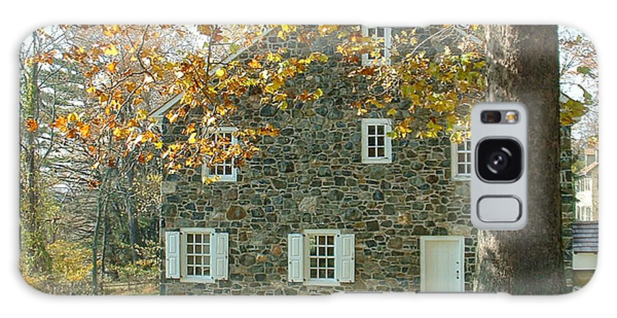 Brandywine Galaxy S8 Case featuring the photograph Brandywine House by David Nichols