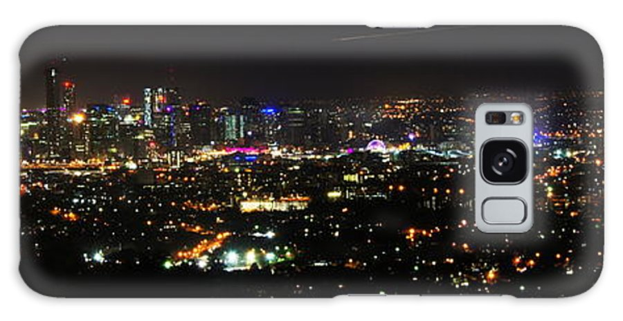 Brisbane Galaxy S8 Case featuring the photograph Brisbane Nights I by Pierre Roux