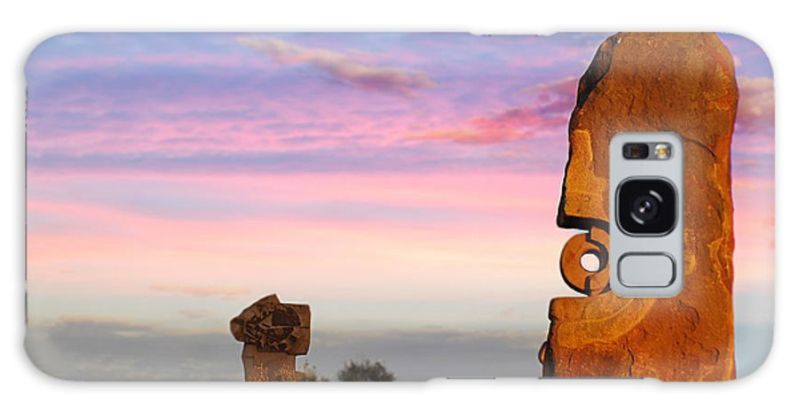 Australia Galaxy S8 Case featuring the photograph Broken Hill 1 by Ben Yassa